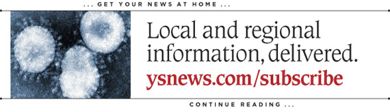 Get your News at home,  subscribe to the Yellow Springs News today