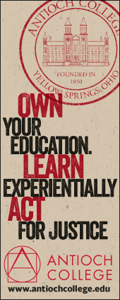 Apply to Antioch College and own your education.