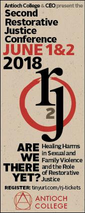 Restorative Justice Conference 2018
