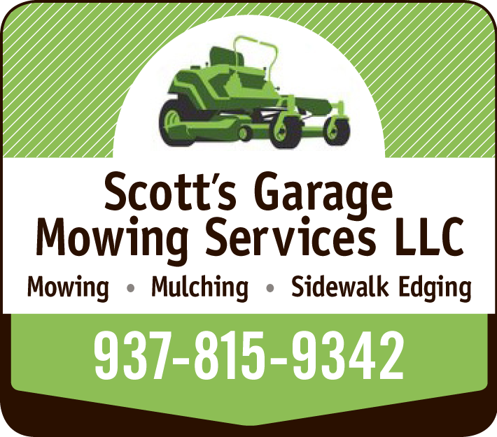 Scott's Garage Mowing Services LLC