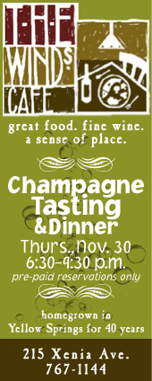 Winds Cafe Champagne Tasting
