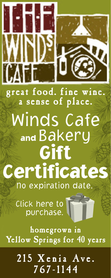 Winds Cafe Gift Certificates