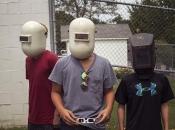 Gavin Van Meter, Trinidad Speck, and Quinn Van Meter