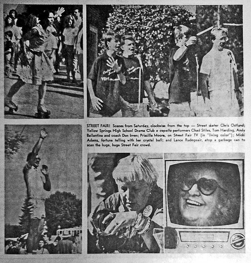 Fall Street Fair 1989