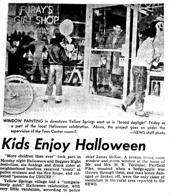 Kids Enjoy Halloween