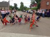 flash mob kids