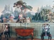 ballroom wallpaper