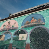 Winds Mural