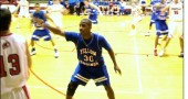 YSHS boys basketball senior Raphael Allen put up 10 points and five steals against Cedarville on Saturday, Jan. 17, to help the Bulldogs toward a 54–43 victory, the team's third straight win.
