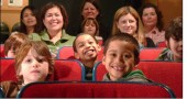 "A new children's movie series, ""Saturday's Picture Show,"" will premiere with a ""red carpet event"" on Saturday, Feb. 28, hosted by the Little Art Theatre. Admission is free with a suggested donation of $4. Pre-screening activities start at 1 p.m., and the film follows at 1:30 p.m. Pictured are, from left, front row: Isaiah Crawford, Ibrahim Chappelle; second row: Liam Boarman, Sulayman Chappelle, Jeffery Crawford; third row: Chasilee Crawford, Laura Carlson; last row: Elaine Chappelle, Stacey Wirrig with Marin Wirrig on lap, and Lora Boarman."
