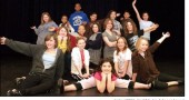In its biennial all-school musical extravaganza this weekend, Mills Lawn School will present 'MLS on Broadway' at the Paul Robeson Cultural and Performing Arts Center at Central State University on Saturday, March 7, at 7 p.m., and Sunday, March 8, at 1 p.m. The production includes, front row, left to right, Chelsea Horton, Cait Lloyd, Alice Miller, Molly Hendrickson and Abby Dawson; middle row, Kaila Russell, Keith Briggs, Modjeska Chavez, Kara Edwards, and Zane Pergram; back row, Molly Brown, Madison Robinson, Ahmad Wagner, Maddie Robinson, Ashley Longshaw, Isaiah Taylor and Jaylen Roe.
