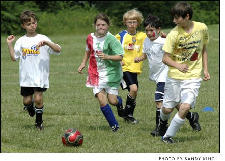 The spring season for Yellow Springs Soccer Inc. will begin in April; teams are forming now, and those with kids interested in playing are encouraged to call a coordinator soon. Details below.