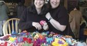 JafaGirls Nancy Mellon and Corrine Bayraktaroglu