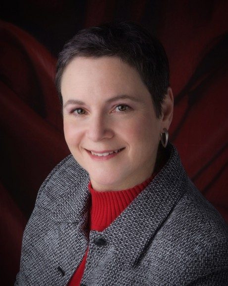 Dr. Iris Weisman will take up her new post as vice chancellor for academic affairs at Antioch University on July 1.