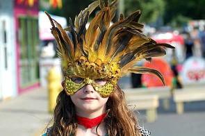 Dayton Street Cirque Carnival photos