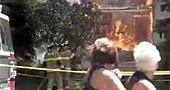 Rabbit Run Farm Burn Video Still