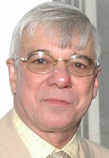 Ron Napal is the new interim director of advancement for Antioch College.