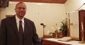 Timothy Liggins has recently been appointed pastor of the historic Central Chapel A.M.E Church. (Photo by Sehvilla Mann)