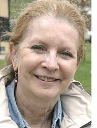 Retiring teacher Jutta Galbraith (Photo by Lauren Heaton)