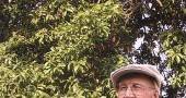 At age 96, Lloyd Kennedy is still planting trees and serving as inspiration for others on the Yellow Springs Tree Committee. The group has planted 2,000 trees in the village since it formed in the early 1980s. (Submitted photo)