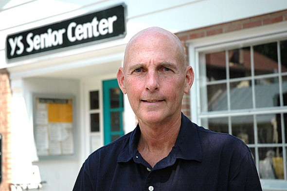 Senior Center leaders invite the community to an open house this Sunday, Sept. 24, from 2–4 p.m., to look closely at the facility and consider future options. Center leaders, including Director David Scott, shown above, has stated that the center has outgrown its facility.
