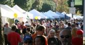 Fall Street Fair will return this Saturday, Oct. 13.