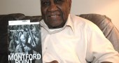 Villager Jonas Bender will be honored this spring with the Congressional Medal of Honor for having been one of the original Montford Point Marines, the first group of African Americans to integrate the Marine Corps. He's shown with a recent book on the group of young men, who were subjected to racist and unequal treatment.grate the Marine Corps. He's shown with a recent book on the group of young men, who were subjected to racist and unequal treatment.