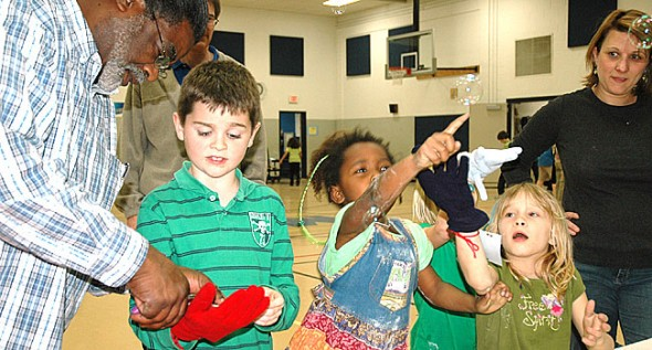 Mills Lawn School PTO held its Math and Science night, Friday, March 16. View a photo gallery of the event below.