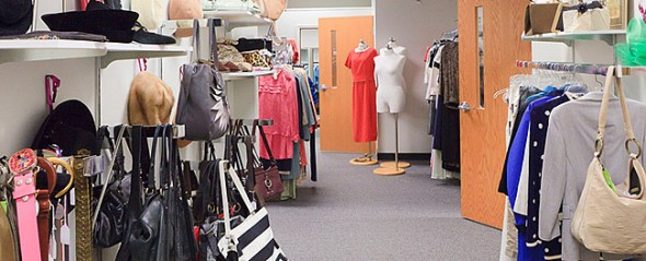 Clothes That Work donations must be clean and ready to wear, and preferably be on hangers. (Photo from clothesthatwork.org)
