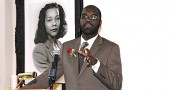 errick Weston was recently named the new pastor of the First Presbyterian Church as well as director of the Coretta Scott King Center for Cultural and Intellectual Freedom at Antioch College. (Photos by Lauren Heaton)
