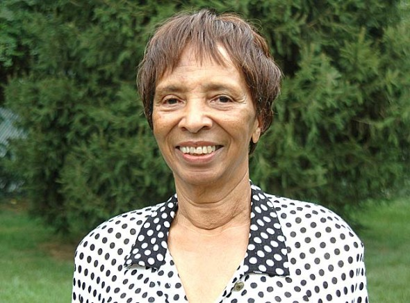 Alyce Earl Jenkins will be inducted into the Greene County Women's Hall of Fame on Saturday, Sept. 22, at 11:30 a.m. at the Walnut Grove Country Club in Riverside. Jenkins, who has lived in Yellow Springs for 50 years, is being honored for work in the field of rehabilitation counseling, which is focused on helping those with physical and mental disabilities find work. Jenkins is the 26th villager to be inducted. (Photo by Megan Bachman)