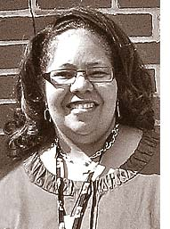 Sherri Blackwell, pastor since 2010 of the Yellow Springs United Methodist Church. (Photo by Jeff Simons)