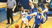 YSHS Girls Basketball (Photo by Megan Bachman)