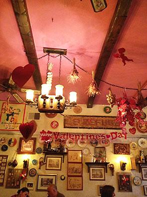 Valentines Day at Le Refuge