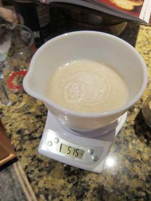 dissolved Yeast