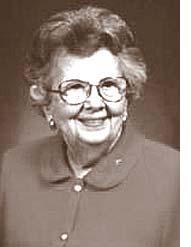 Mrs. Mary Goode (Garber) Wallis