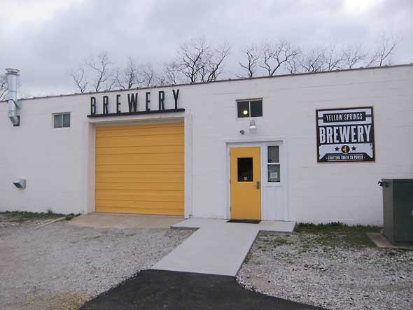 Yellow Springs Brewery Opens