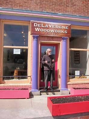 De La Vergne Woodworks