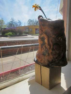 bud vase On Dayton Street