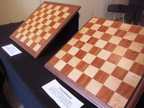 chessboards By Paul De La Vergne