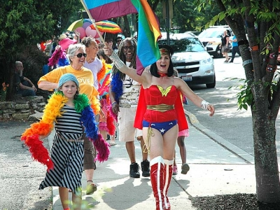 2013 Yellow Springs Pride Parade