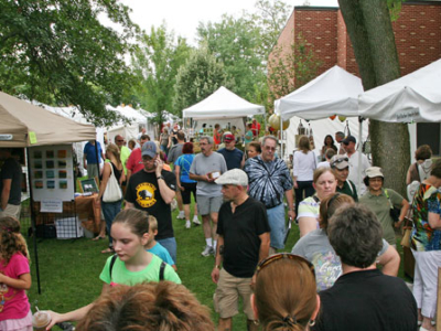 30th annual Art on the Lawn