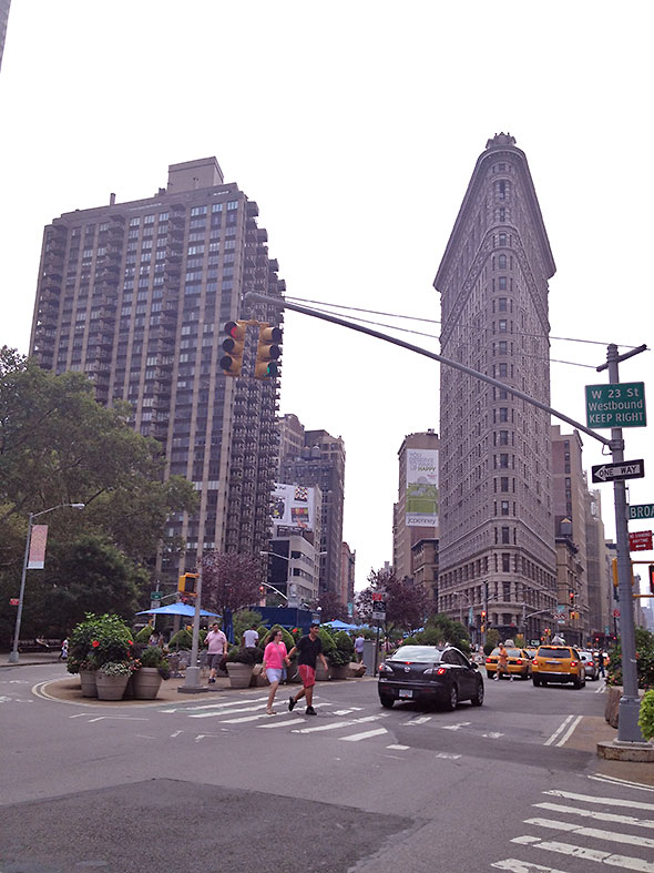 Flatiron District