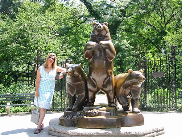 Central Park bears