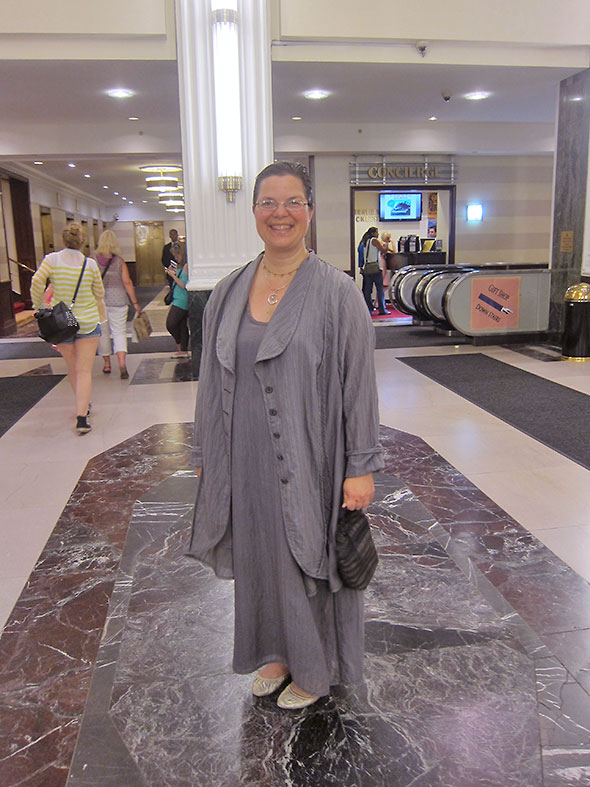 me in my duster