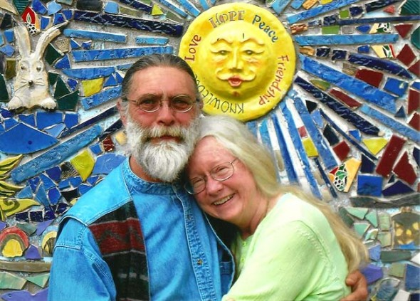 Local holistic health practitioners Douglas Klappich and Deborah McGee moved to the village last year after more than three decades of study and practice in alternative healing. (Submitted photo)