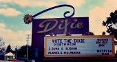 Dayton's Dixie Twin Drive-In.