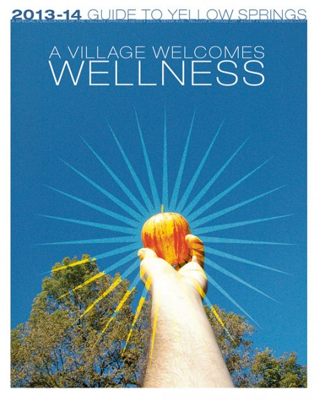 The health and wellness-themed 2013-14 Guide To Yellow Springs is the largest yet, at 72 pages.