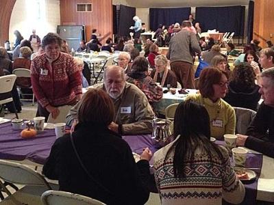 2013 Community Thanksgiving Dinner