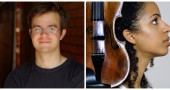 Local pianist Sam Reich and violinist Anyango Yarbo-Davenport will present a benefit concert at the Senior Center on Sunday, Dec. 22 at 3:30 p.m.
